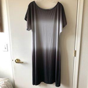 Ashley Stewart Tie dye dress  s: 14/16 Gently Used